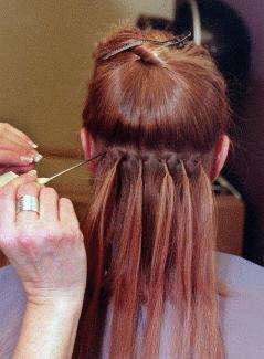 How artificial hair extensions helps you get long hair mommytipz artificial hair extensions pmusecretfo Images