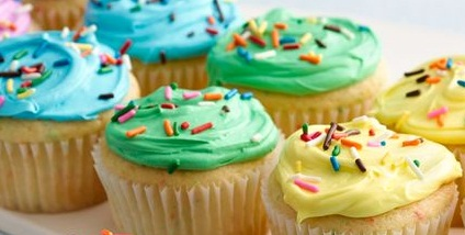 how to decorate cupcakes at home