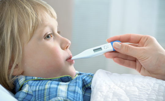 Flu In Children