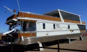 Lake Powell House Boating