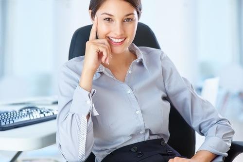 modern working women