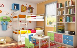 painting kids room
